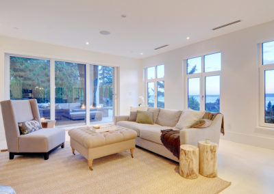 West Vancouver Custom Home